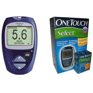 Что такое глюкометр One Touch?